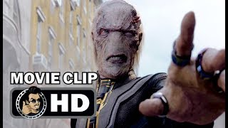 AVENGERS: INFINITY WAR Clip - The Necklace & The Wizard (2018) Marvel