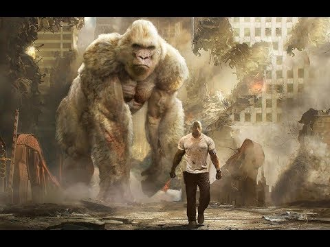 Phim Bom Tấn Mỹ 2018    Siêu Thú Cuồng Nộ    Full HD    [ Vietsub ]