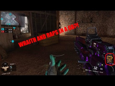 WRAITH AND RAPS IN A GB?!