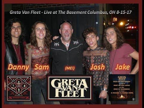 Led Zeppelin frontman Robert Plant speaks about Greta Van Fleet!