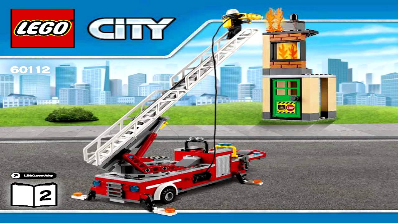Lego duplo fire station 4664 3 youtube.