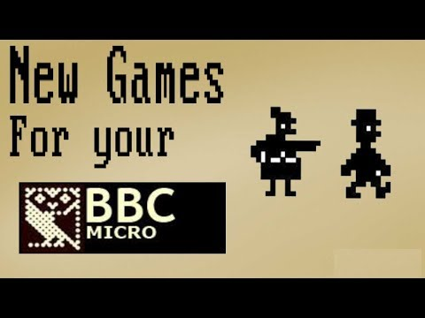 New Games For Your BBC Micro