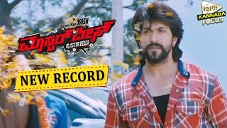 Yash's 'Masterpiece' Sets New Record  | Kannada Focus