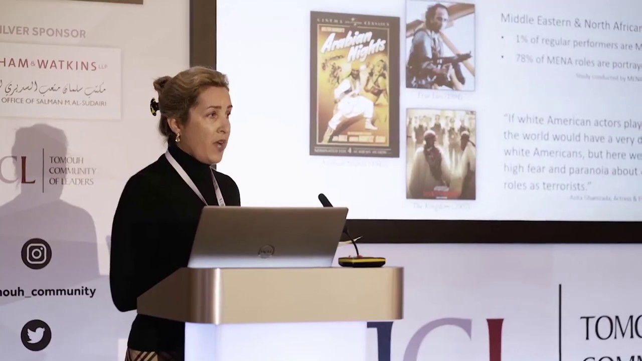 The Creation of Modern Arabia and the Power of Film - TCL Talks by Alexa-Sascha Lewin - Retreat 2019