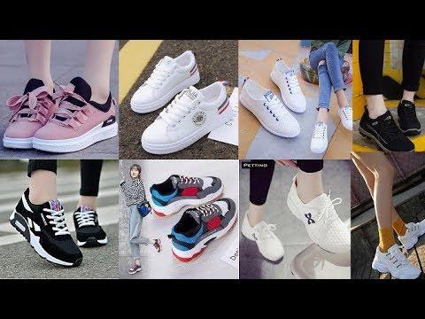 20 Mẫu Giày Sneaker Nữ Tuyệt Đẹp Mà Bạn Phải Mua Ngay