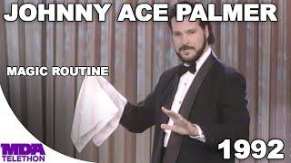 Johnny Ace Palmer - Magic Routine (1992) - MDA Telethon