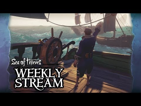 Sea of Thieves Weekly Stream: The Pacifists!