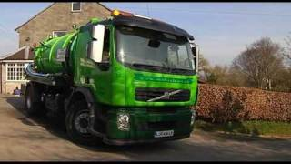 Septic Tank Operation & Emptying - Rob Beale Limited