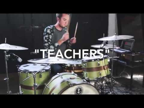 Teachers - Young The Giant (Drum Cover)