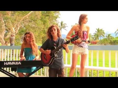 One Republic - Counting Stars (Havaiia Family Band Cover)