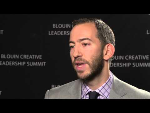 Interview with Jonathan Tepperman - 2012 Blouin Creative Leadership Summit