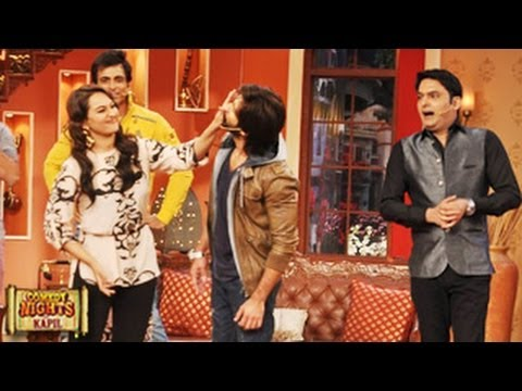 Comedy Nights with Kapil 8th December 2013 FULL EPISODE -- Sonakshi Shahid SPECIAL Travel Video