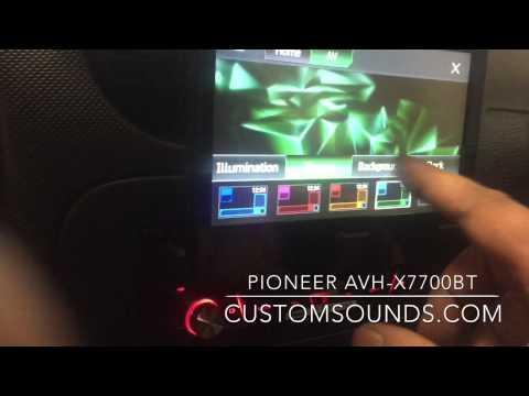 Pioneer AVH-X7700BT
