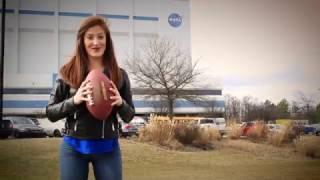 NASA Referees Test of Footballs vs. Webb Telescope