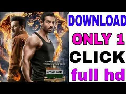 How To Download Satyamev Jayate Movie Full Hd 720p, 360p, 480p | 700 Mb Full Hd Link
