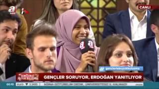 """Cumhurbaşkanı Erdoğan, """"Gençlerle Büyük Buluşma"""" Programı 19 Mayıs 2016"""