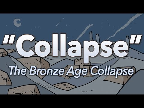 """♫ The Bronze Age Collapse: """"Collapse"""" - Sean and Dean Kiner - Extra History"""