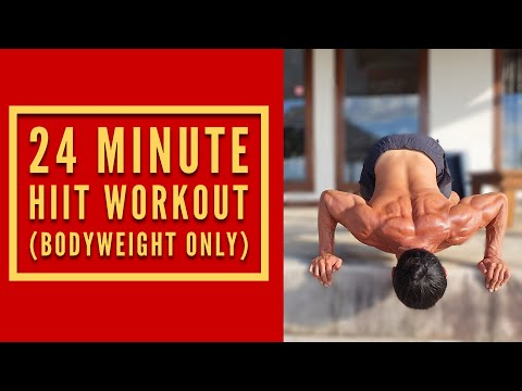 Best Muscle Building Workout at Home
