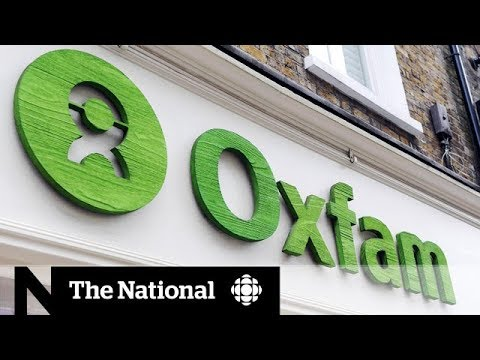 Oxfam deals with scandal amid sexual misconduct allegations