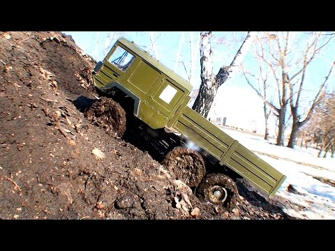 RC TRAIL TRUCK on Fun MUD Adventure – Trail Run – Scale 4×4 vs Beast 6×6