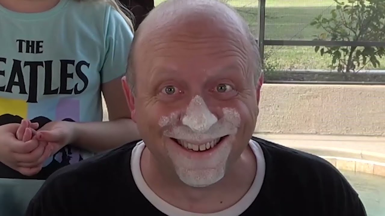 Most Likely To FLOUR CHALLENGE  Parents Edition (Thumbs Up Family)