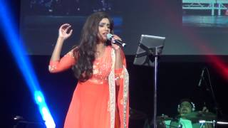 Nagada Sang Dhol Song shreya ghoshal live manchester O2 apollo live may 2014