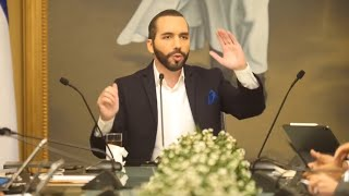 Presidente Nayib Bukele Responde a Periodista en el caso del Diputado Guillermo Gallegos