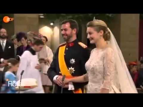 Chant de la Promesse - Luxembourg Royal Wedding.