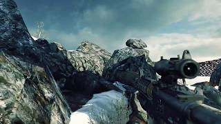 Medal of Honor 2010 Playthrough Mission 10 - Rescue the Rescuers