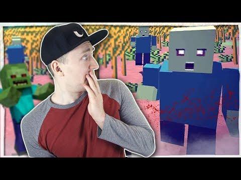 ПИКСЕЛЬНЫЕ ЗОМБИ СНОВА АТАКУЮТ! (ПОЧТИ Minecraft 2) | PIXEL Z GUN DAY