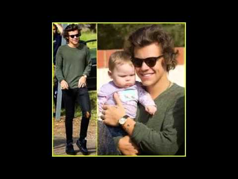 Harry Styles CUTE and FUNNY pictures
