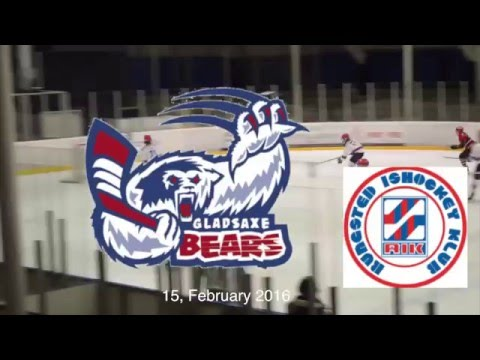 Gladsaxe vs Rungsted Highlights (15-2-16)