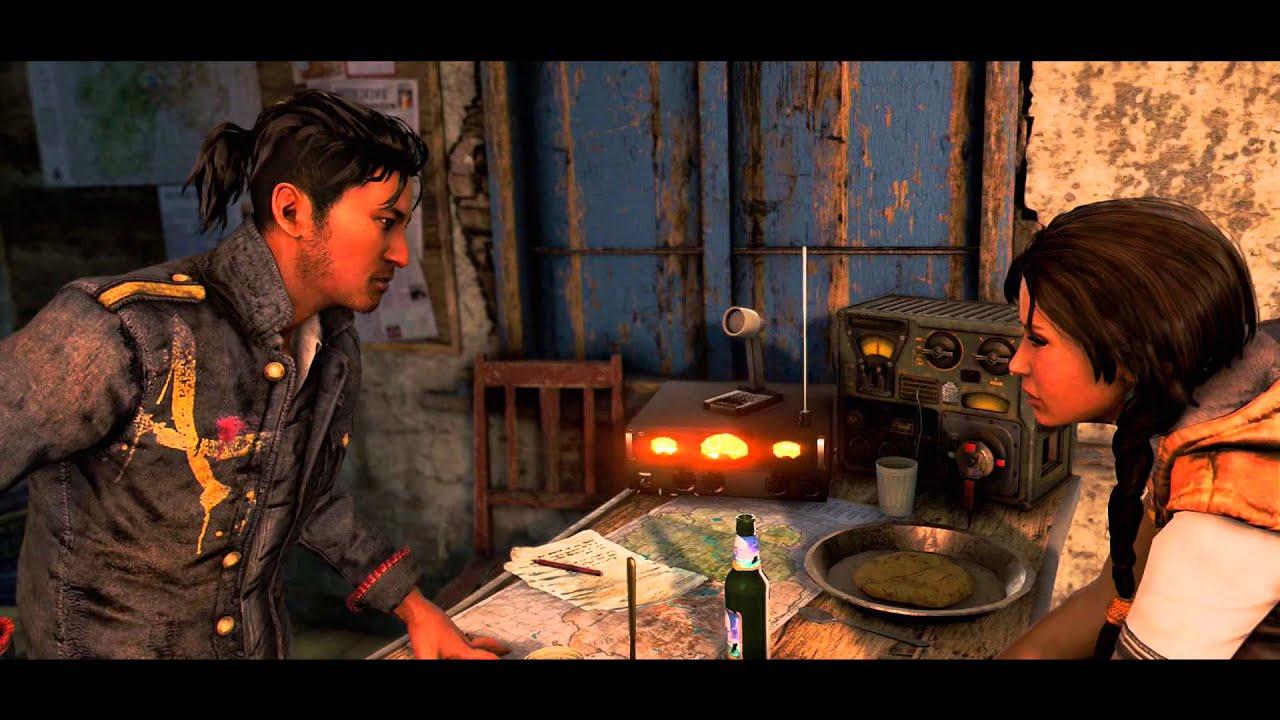 Far Cry 4 Amita Oder Sabal