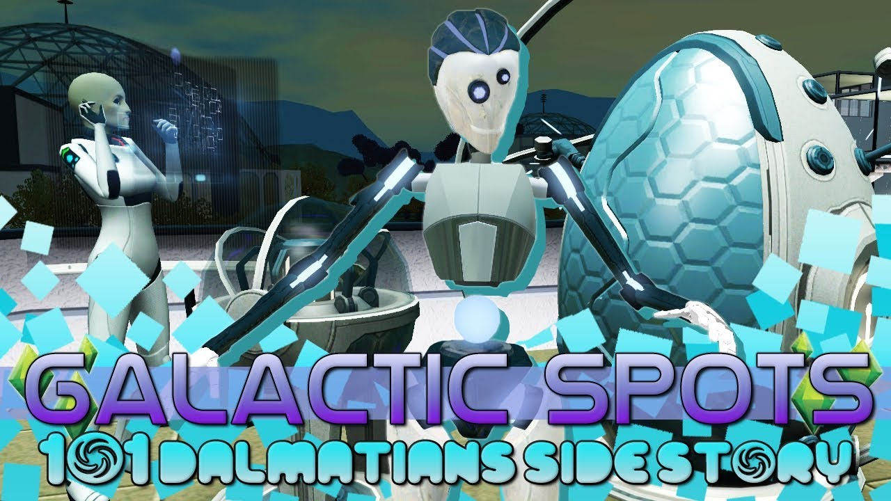 Piecing Together Our Perfect Plumbot!! ☄️ Sims 3: Galactic Spots - Episode  #8
