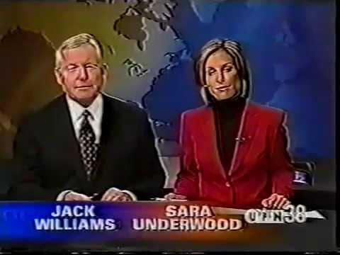 WSBK-TV 7pm News, October 2001