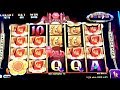 Big Win!!! Triple Golden Cherries slot machine at Sands Casino