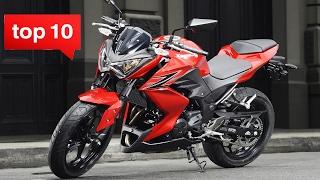 Top 10 Premium Bikes in India l Around 5 Lakh l Top Speed l Average