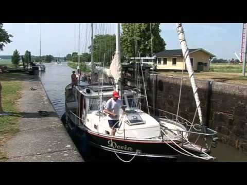 Göta Kanal turist
