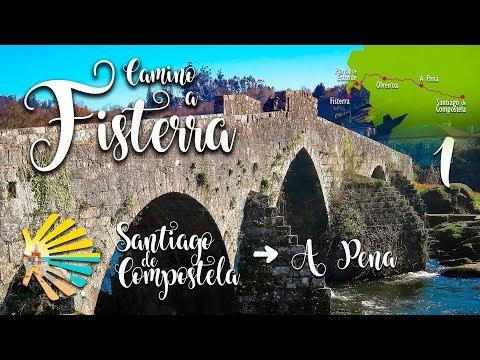 CAMINO A FISTERRA · ETAPA 1