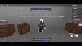 Roblox: comment treck un flic d'être un crime