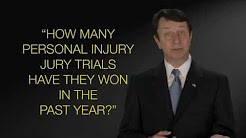 How to Choose a Personal Injury Lawyer (The Real Story)