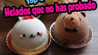 4 sabores de helado que no has probado