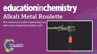 Alkali metal roulette