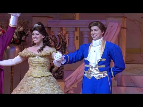 Beauty & the Beast LIVE on Stage! 4K ULTRA HD at Disney Hollywood Studios, Disney World