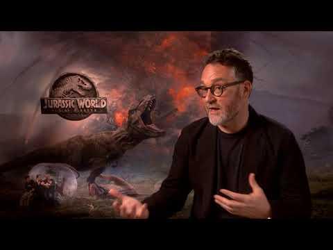 "Colin Trevorrow on ""killing off a major character"" in Jurassic World: Fallen Kingdom"