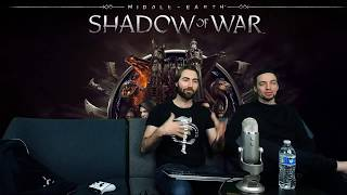 Blood Brothers, Maniacs, and How Players Influence Orcs: Shadow of War Livestream