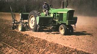 Farm Tractor Footage