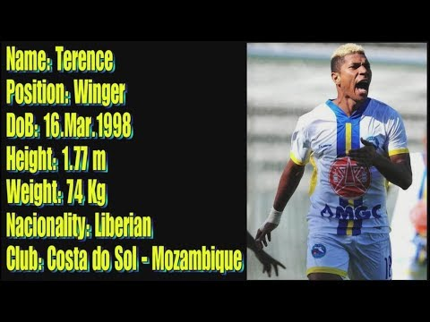 Terence - Left Winger