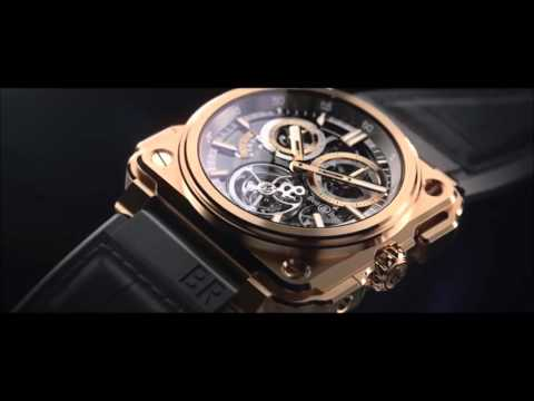 Bell & Ross - BR-X1 CHRONOGRAPH TOURBILLON : Revolutionary Haute Horlogerie