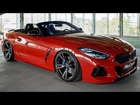 AC Schnitzer BMW Z4 M40i (2021) - 600Nm/400Hp Rocket in detail